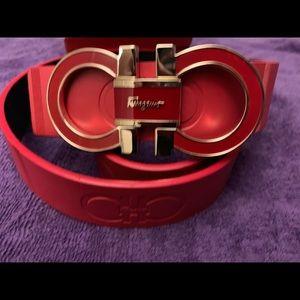 Ferragamo Belt Size 30/34 Waist new
